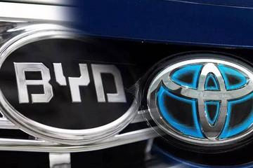 比亚迪丰田电动车科技公司成立