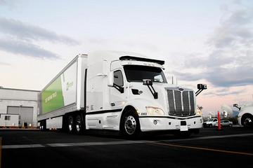 图森未来与采埃孚合作研发量产化无人驾驶卡车系统