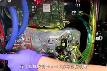 """特斯拉呼吸机""""原型机""""亮相,由电动汽车零件打造而成"""