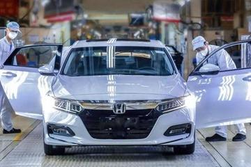 中国汽车制造让内外销相互搀扶跨越疫情的篱笆