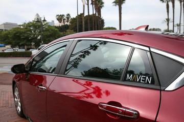 通用停止Maven汽车共享业务