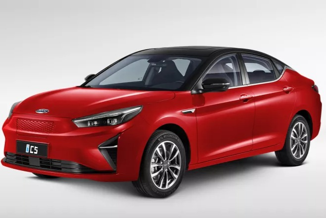iC5:不一样的江淮电动汽车
