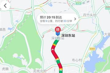 深圳出租车行业联合高德地图 推全国首个出租车巡网融合应用试点