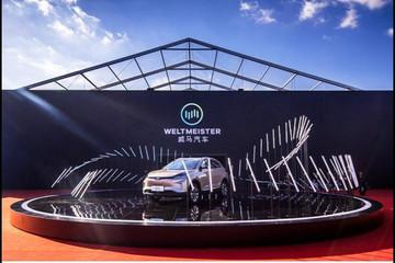 威马汽车关联公司成立新公司,注册资本5亿元