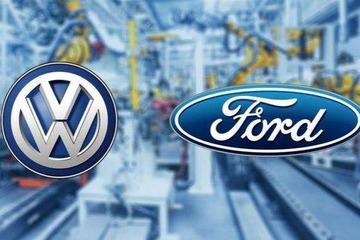 福特和大众宣布结盟,将携手推出高性能电动车