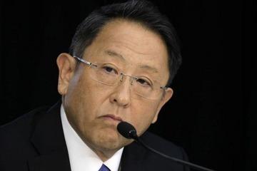 丰田章男:2020财年必须盈利