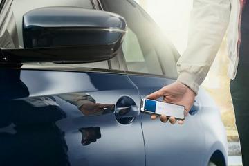 苹果干掉车钥匙