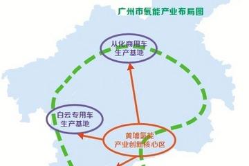广州布局氢能产业 计划2030年产值2000亿元