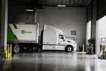 图森未来启动全球首个无人驾驶货运网络