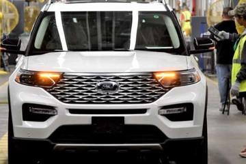 福特二季度美国销量下滑逾33%,全美三大车企疫情之下几乎全军覆没