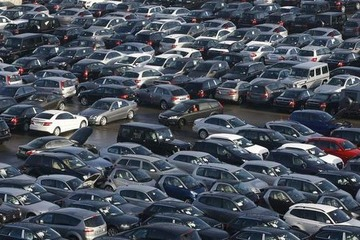 德国6月新车销量锐减40% 全年销量或创31年新低