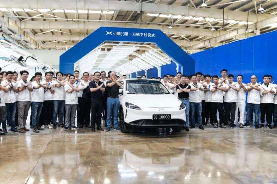 造车新势力出现三级分化,第一梯队5家企业占据90%以上销量