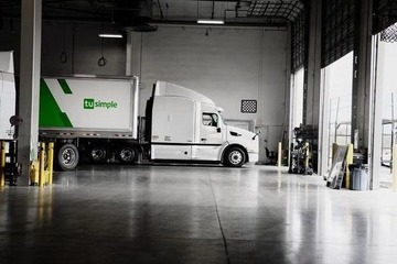 图森未来与美国商用车公司合作,目标4年内量产无人驾驶卡车