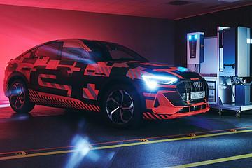 奥迪与海格电气合作研发双向充电 可降低电动汽车车主用电成本