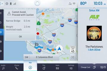 福特合作Telenav提供汽车导航服务 即使无蜂窝网络也可正常工作