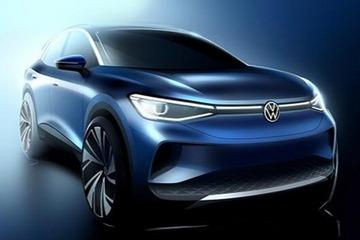 大众首款纯电动SUV ID.4已量产 下月正式发布