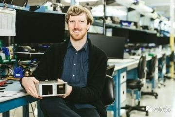 25岁少年拍了拍纳斯达克:我是全球市值第一的激光雷达公司