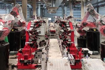 外媒:特斯拉上海超级工厂Model Y试验生产线已准备投入运行