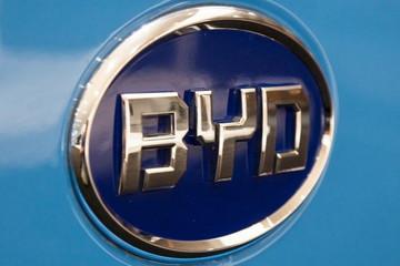 比亚迪发布销量快报:本年累计销量91060辆 同比降49.11%