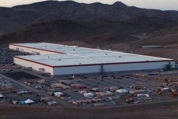 松下高管:特斯拉内华达超级工厂第14条电池生产线明年投产