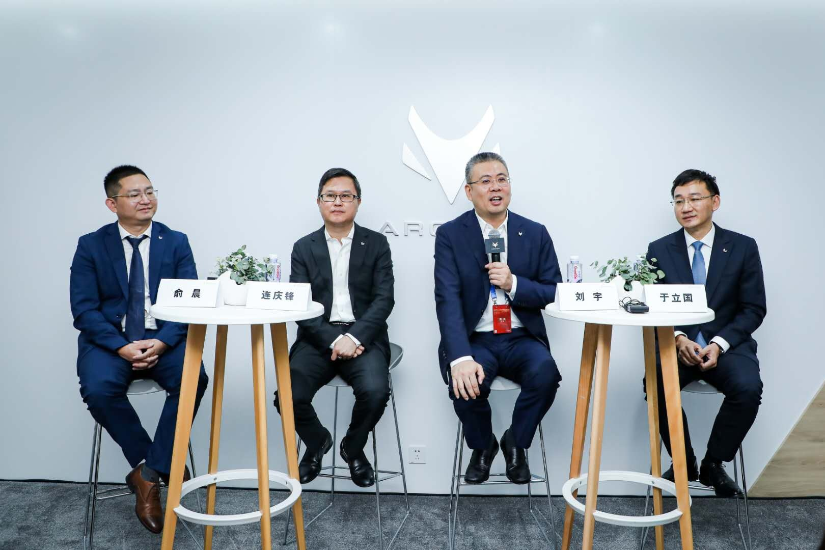 刘宇:ARCFOX αT完爆40万以内燃油车