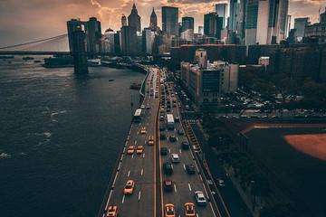 东西南北中,谁在竞逐自动驾驶第一城