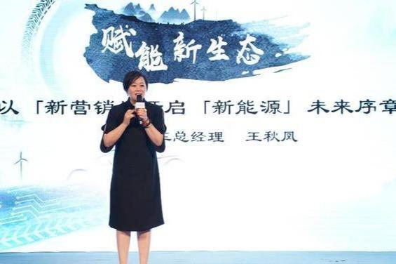 王秋凤入职北汽新能源,任ARCFOX营销副总裁
