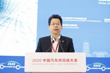 杨洪:数字汽车时代的智能座舱