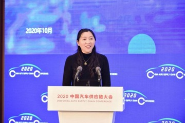 """管清平:聚焦""""新四化"""",构建汽车全产业链生态圈"""