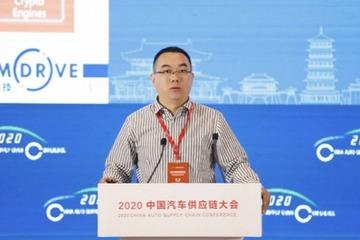 """贾建龙:用""""芯""""驱动软件定义汽车和未来电子电气架构"""