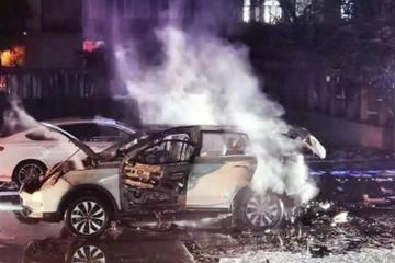 威马汽车回应车辆爆炸起火:正全力配合调查