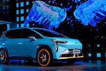 广汽埃安品牌独立,智能纯电SUV埃安Y全球首发