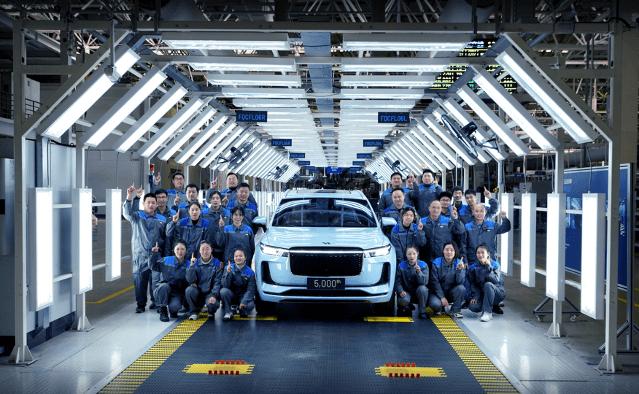 理想汽车11月交付4646辆 再创新高