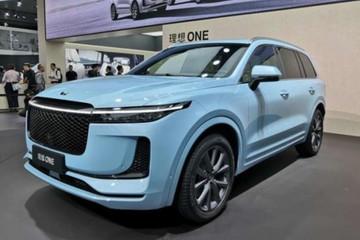 理想ONE 11月上险数4676辆 位居新能源SUV销量榜首
