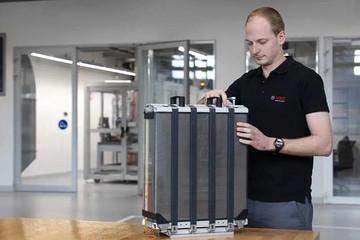 博世与庆铃成立燃料电池系统合资公司