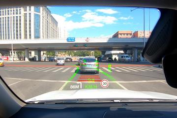 智能驾舱需求旺盛 AR-HUD加速量产