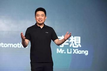 李想:理想汽车从2022年起每年发布2款新产品