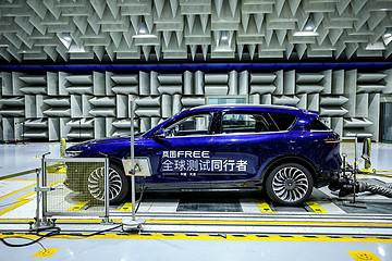 岚图汽车全球测试同行者第五站正式启动