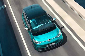 大众今年电动汽车销量目标是100万辆