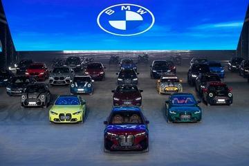 宝马未来十年全球交付约1000万辆纯电动车