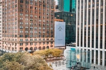 来纽约看FF 91!FF全球首家未来主义者体验中心落户第五大道