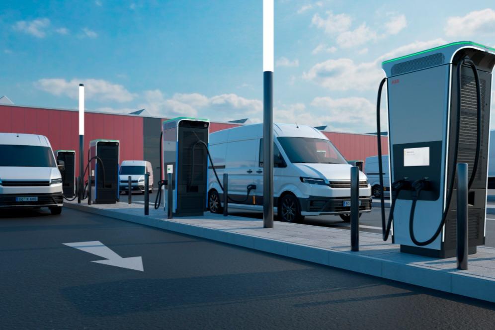 ABB推出全球充电最快的电动汽车充电桩