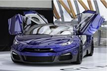 GLM-G4 纯电动跑车