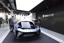 未来无人驾驶不远了蔚来概念车—EVE
