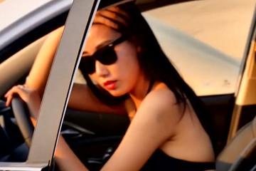 视频|比亚迪新能源唐/宋DM大漠美女比基尼你要哪个 ?