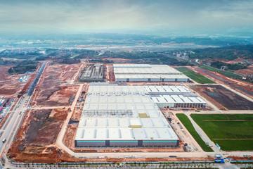 视频|爱驰汽车一年两个工厂上饶生产基地