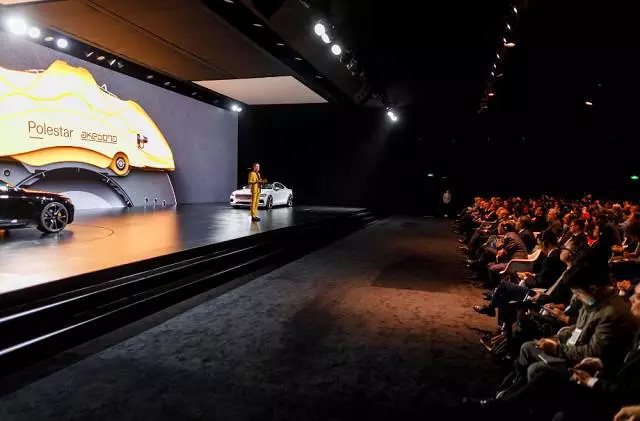 沃尔沃Polestar独立成全新的电动高性能汽车品牌