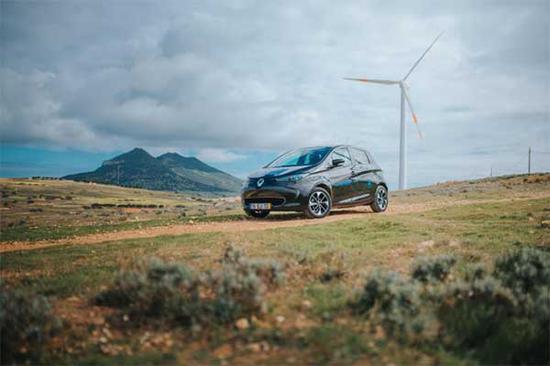 """雷诺集团计划用二手电池和<a class='link' href='http://car.d1ev.com/find/00_2-100_00_1_00_00_00_A.html' target='_blank'>纯电动</a>车型建设清洁能源""""智能岛屿"""""""