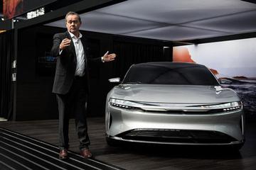 爆福特将收购特斯拉对手Lucid Motors