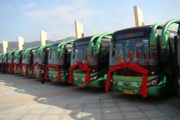 2025年,杭州大街上跑的公交车将全是新能源车
